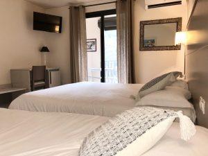 Chambre hotel Cala di Sole à Porto